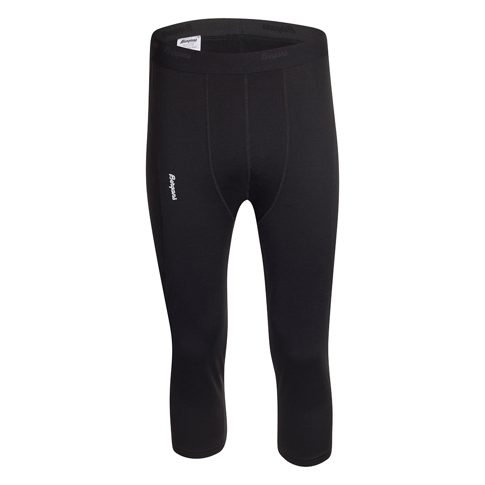 145307 Fjellrapp 3/4 Tights Black